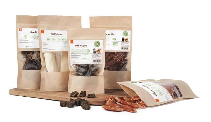 Produktabbildung Hunde Trockenfleisch