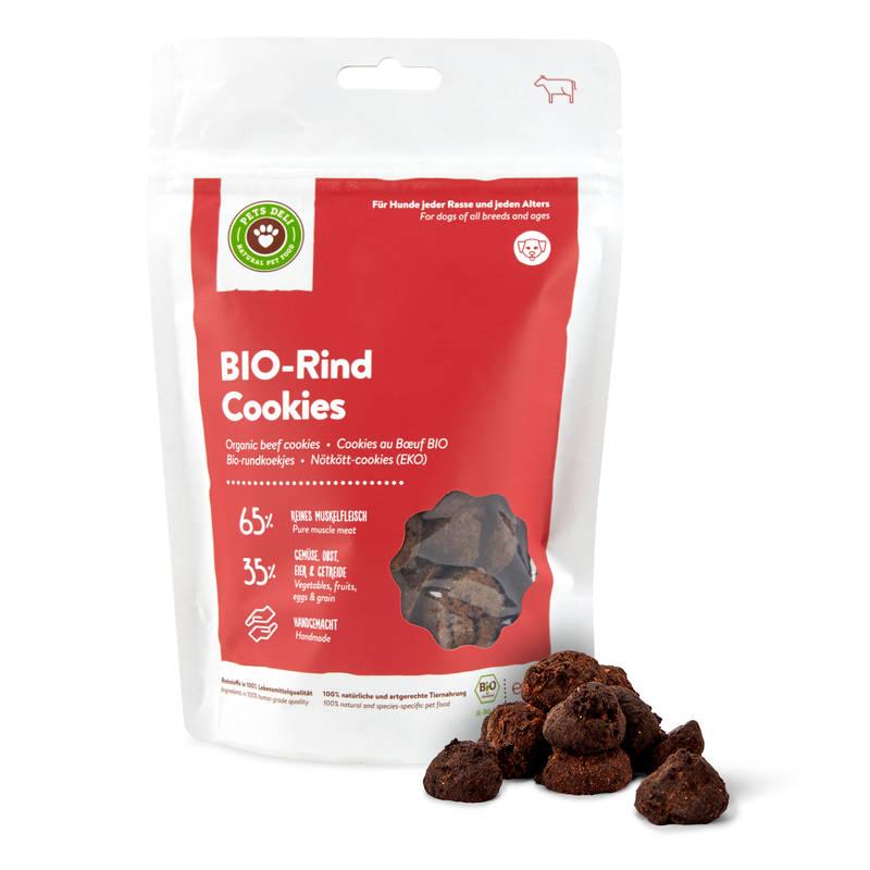 BIO-Rind Cookies für Hunde_1