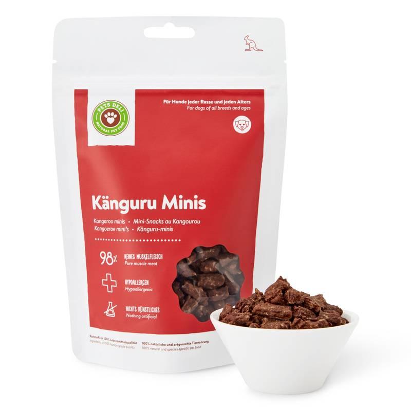 Känguru-Minis Cookies für Hunde_1
