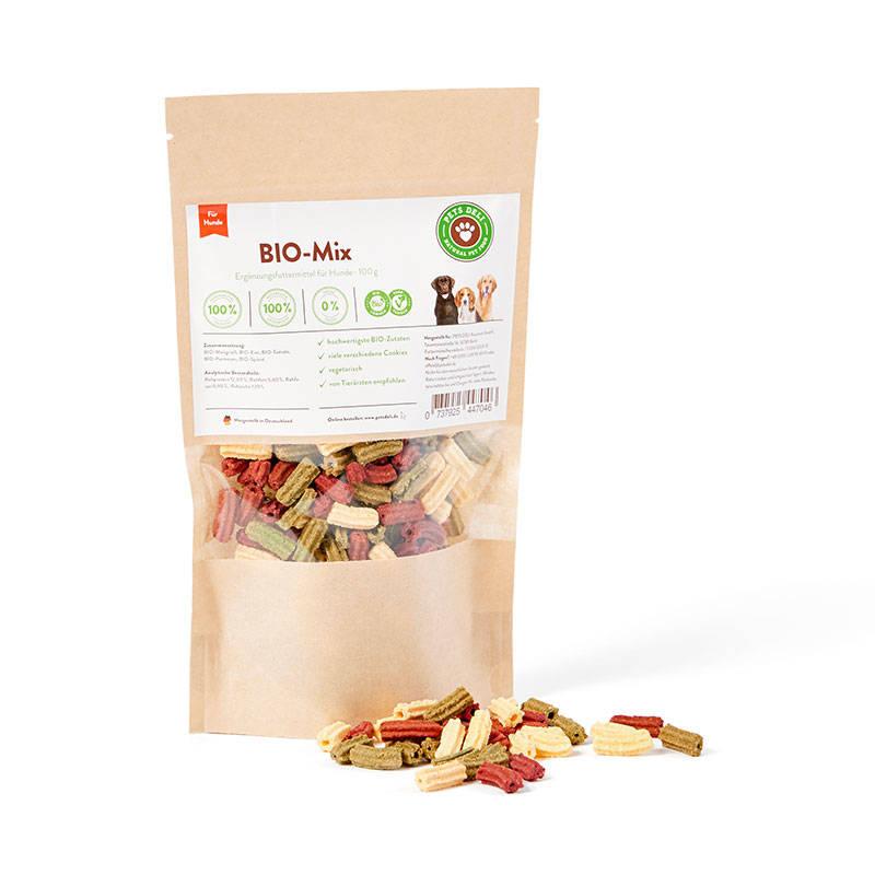 BIO-Mix Cookies für Hunde_1