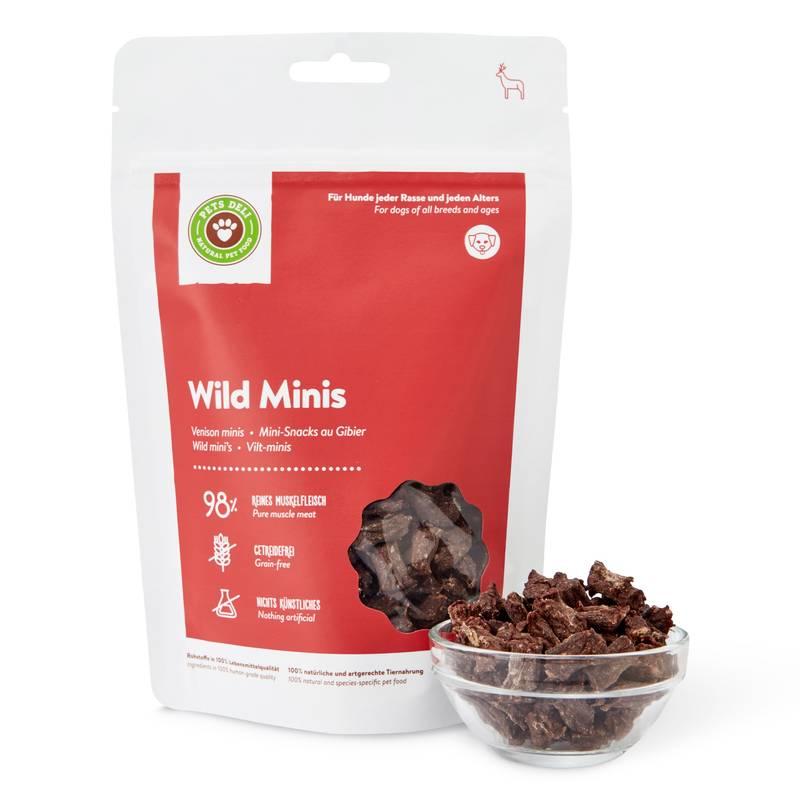 Wild-Minis Cookies für Hunde_1