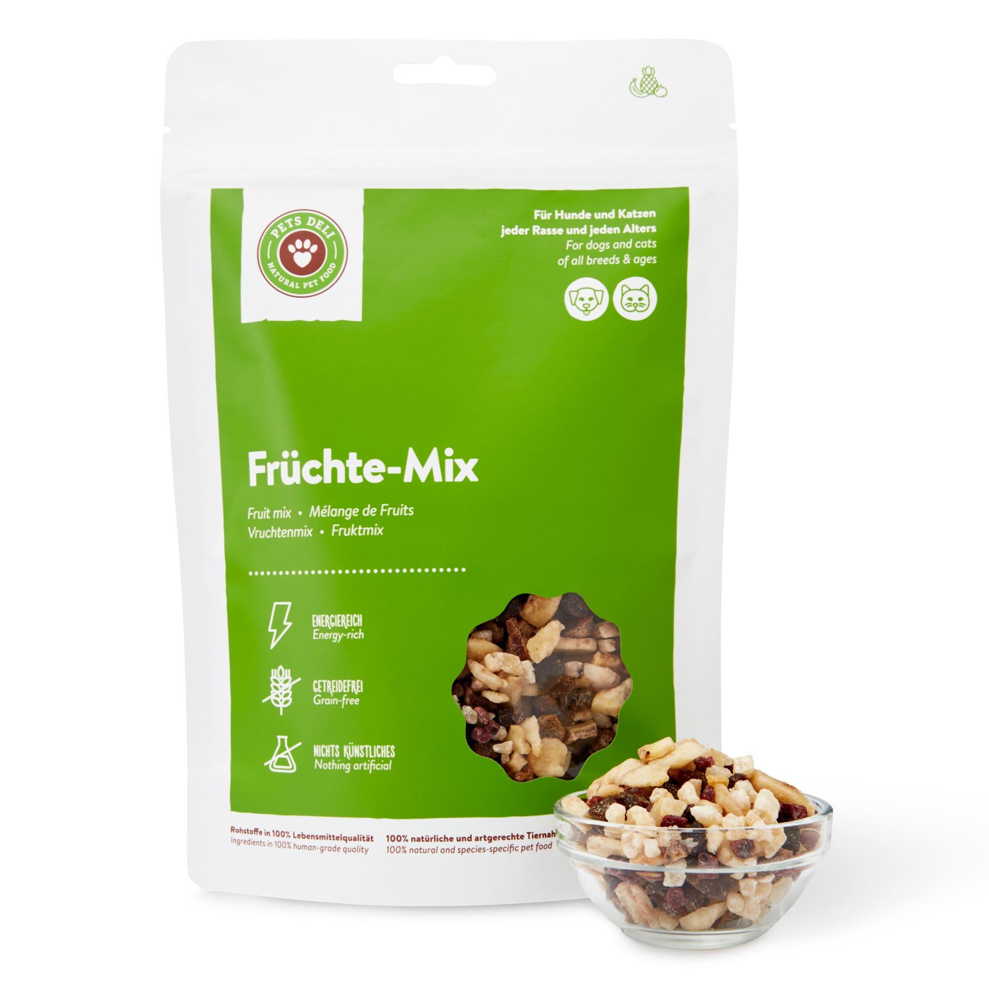 Früchte-Mix für Katzen 250g