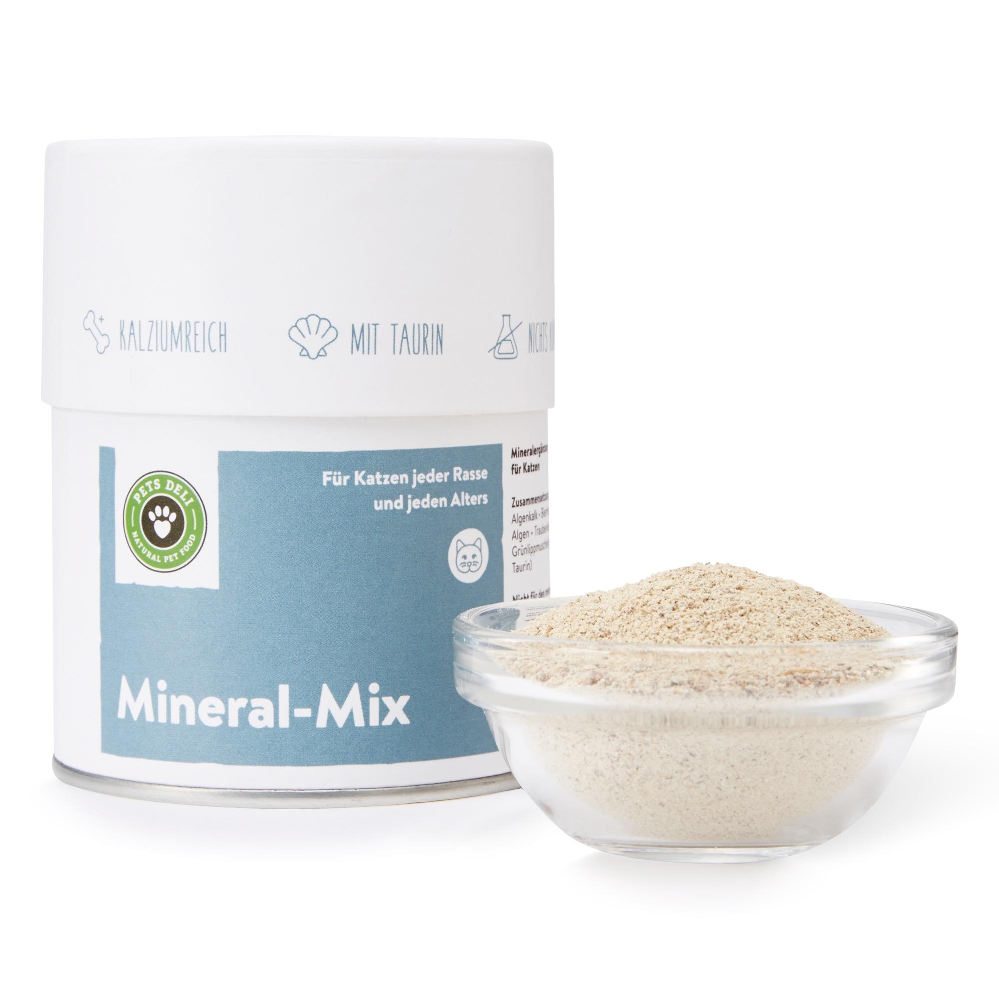 Mineral-Mix für Katzen 100g