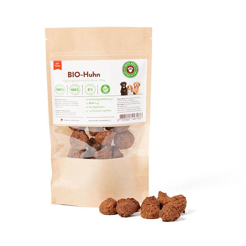 BIO-Huhn Cookies für Hunde_1