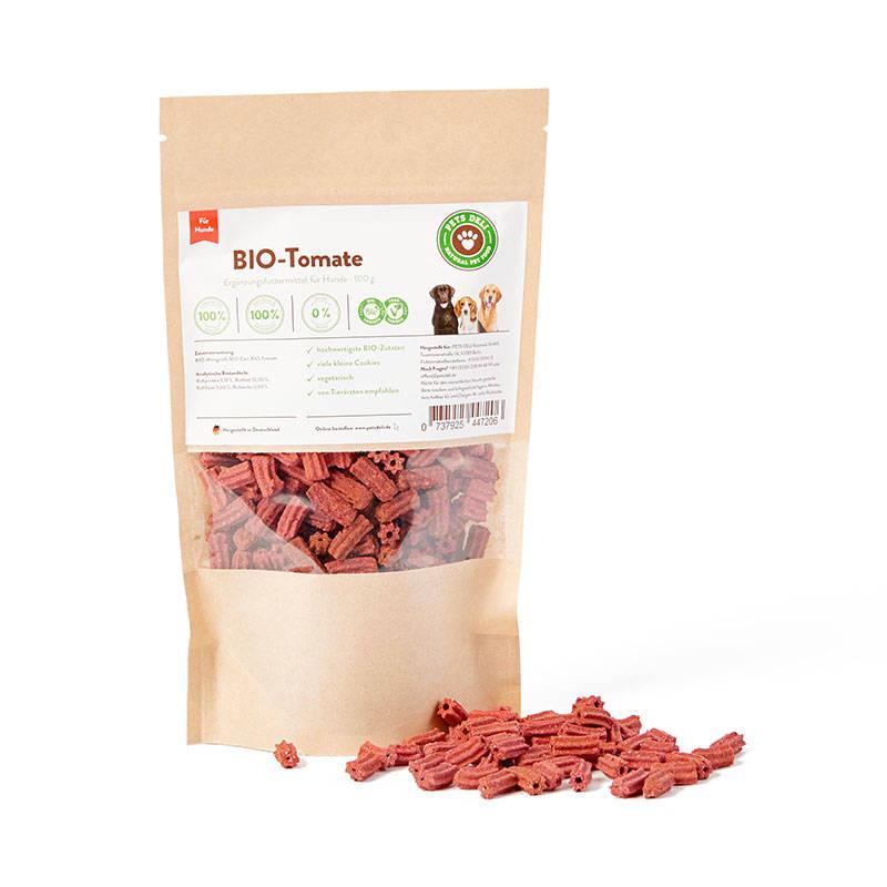 BIO-Tomate Cookies für Hunde_1