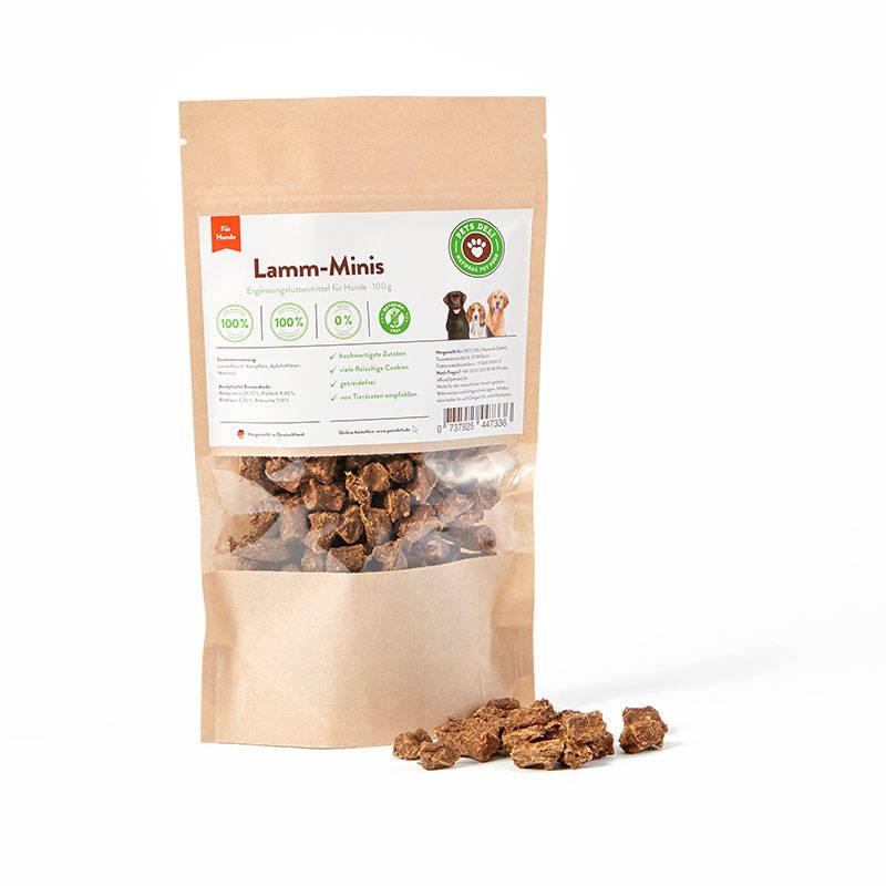 Lamm-Minis Cookies für Hunde_1