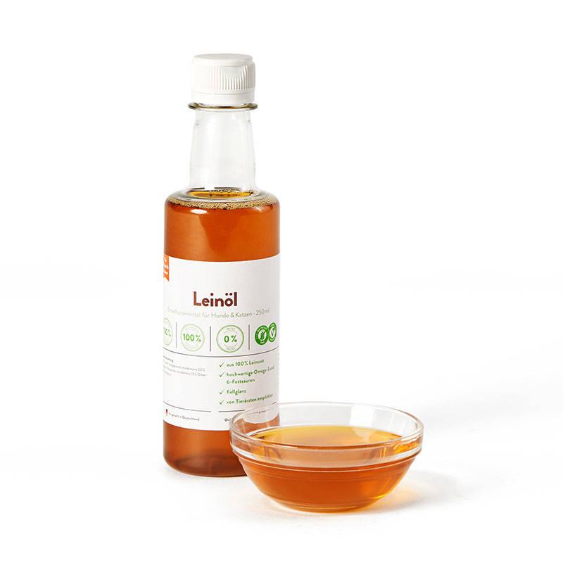 Leinöl für Katzen_1
